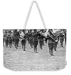369th Infantry Regiment Band Weekender Tote Bag by Underwood Archives