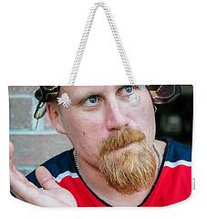 Teammates Weekender Tote Bag by Steve Harrington