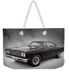 '69 Roadrunner Weekender Tote Bag by Douglas Pittman