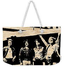 Led Zeppelin Weekender Tote Bag by Marvin Blaine