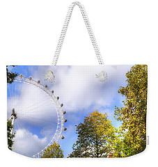 London Weekender Tote Bag by Joana Kruse
