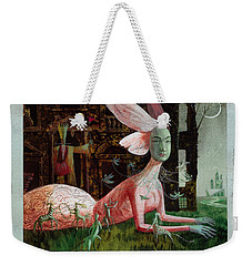 A Midsummer Night's Dream Weekender Tote Bag by Victoria Fomina