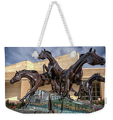 A Monument To Freedom Weekender Tote Bag by Joan Carroll