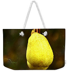 A Pear Tree Weekender Tote Bag by Image Takers Photography LLC - Carol Haddon