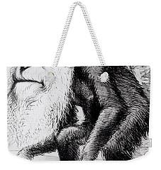 A Venerable Orang Outang Weekender Tote Bag by English School
