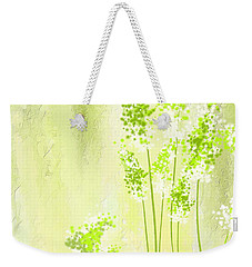 About Spring Weekender Tote Bag by Lourry Legarde