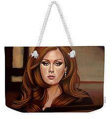 Adele Weekender Tote Bag by Paul Meijering