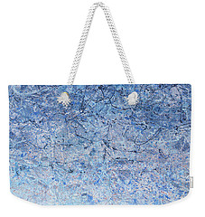 Ahead Of The Storm Weekender Tote Bag by James W Johnson