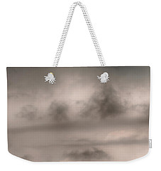 Alone In The Storm Weekender Tote Bag by Gary Slawsky