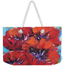 Amore By Prankearts Weekender Tote Bag by Richard T Pranke