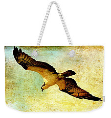 Ancient Hunter Weekender Tote Bag by Carol Groenen