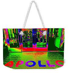 Apollo Pop Weekender Tote Bag by Ed Weidman