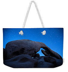 Arch Rock Starry Night 2 Weekender Tote Bag by Stephen Stookey