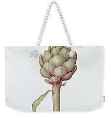 Artichoke Weekender Tote Bag by Diana Everett
