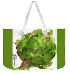 Artichoke II Weekender Tote Bag by Dawn Derman
