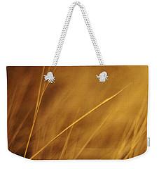 Aurum Weekender Tote Bag by Priska Wettstein