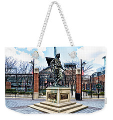 Babes Dream - Camden Yards Weekender Tote Bag by Bill Cannon