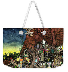 Back To Your Roots Weekender Tote Bag by Colin Thompson