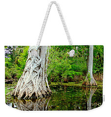 Backcountry Weekender Tote Bag by Carey Chen