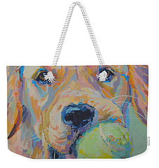 Ball Weekender Tote Bag by Kimberly Santini