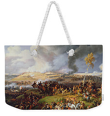 Battle Of Moscow Weekender Tote Bag by Louis Lejeune