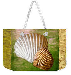 Beach Memoirs Weekender Tote Bag by Lourry Legarde