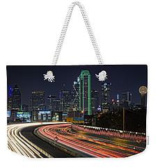 Big D Weekender Tote Bag by Rick Berk