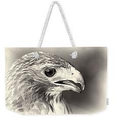 Bird Of Prey Weekender Tote Bag by Dan Sproul