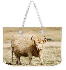 Blondie Weekender Tote Bag by Marilyn Hunt