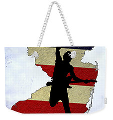 Born In New Jersey Weekender Tote Bag by Bill Cannon