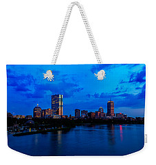 Boston Evening Weekender Tote Bag by Rick Berk