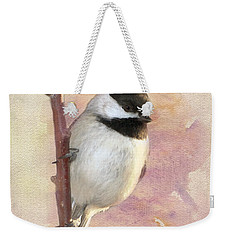 Bright New Day Weekender Tote Bag by Betty LaRue