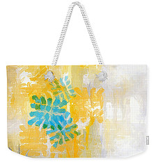 Bright Summer Weekender Tote Bag by Lourry Legarde