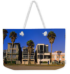 Buildings In A City, Venice Beach, City Weekender Tote Bag by Panoramic Images