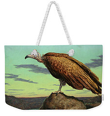 Buzzard Rock Weekender Tote Bag by James W Johnson