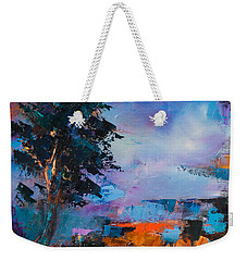 By The Canyon Weekender Tote Bag by Elise Palmigiani