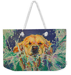 Cannonball Weekender Tote Bag by Kimberly Santini
