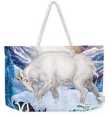 Capricorn Weekender Tote Bag by Ciro Marchetti