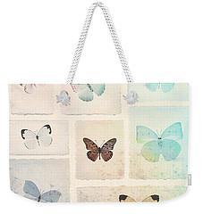 Captured Beauty Weekender Tote Bag by David Ridley