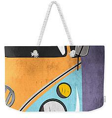 Car  Weekender Tote Bag by Mark Ashkenazi
