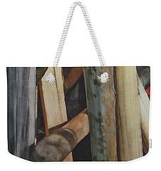 Carolina Wren Weekender Tote Bag by Ken Everett
