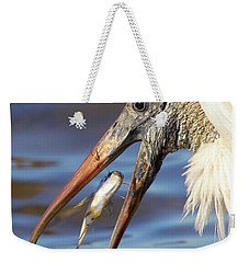 Catch Of The Day Weekender Tote Bag by Bruce J Robinson