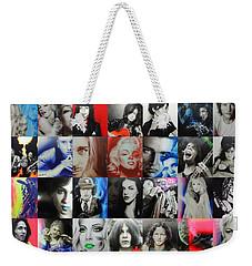 Mosaic - Ccart Mosaic - Series II Weekender Tote Bag by Christian Chapman Art