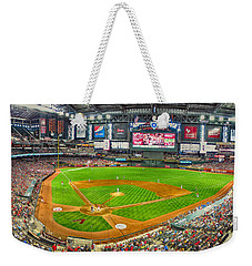 Chase Field 2013 Weekender Tote Bag by C H Apperson