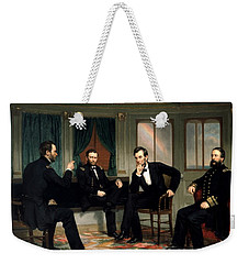Civil War Union Leaders -- The Peacemakers Weekender Tote Bag by War Is Hell Store