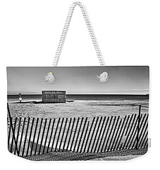 Closed For The Season Weekender Tote Bag by Scott Norris