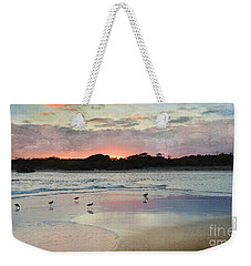 Coastal Beauty Weekender Tote Bag by Betty LaRue