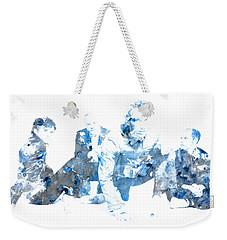 Coldplay Weekender Tote Bag by Brian Reaves