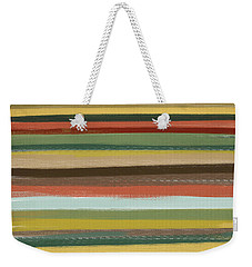 Color Of Life Weekender Tote Bag by Lourry Legarde