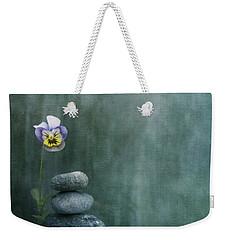 Confidence Weekender Tote Bag by Priska Wettstein
